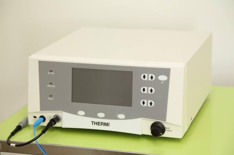 最新医療機器THRMI smooth(サーミスムース)